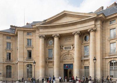 """Master in """"Affaires Publiques: ingénierie de la concertation"""" at the Sorbonne University of Paris"""