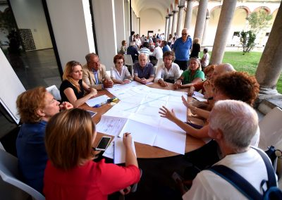 Débat Public on the re-opening of the Navigli canals of Milan