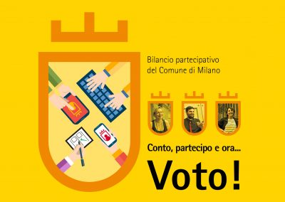Participatory Budgeting of Milan