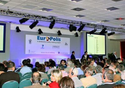 Europolis: a European deliberative polity-making project