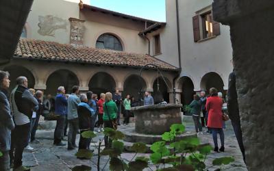 Il processo partecipativo per la riqualificazione del Convento di Campo Lomaso